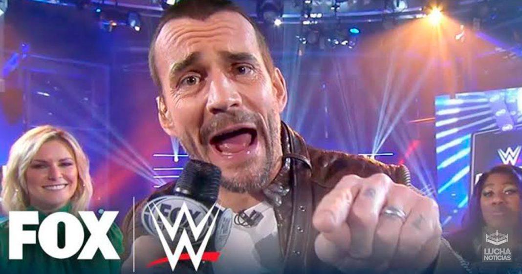 WWE no está contenta con la audiencia de su show Backstage