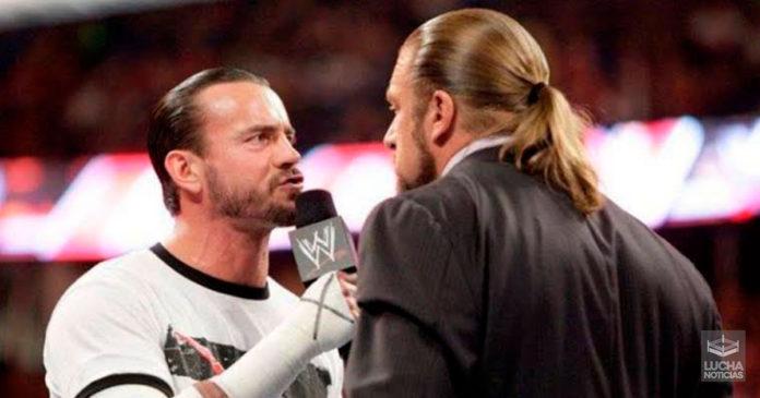 WWE no quiere que haya esperanza del regreso de CM Punk