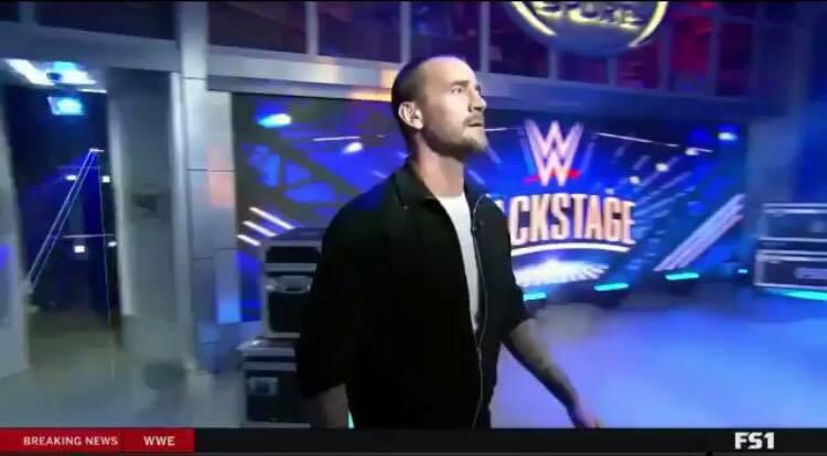 CM Punk regresa a la WWE