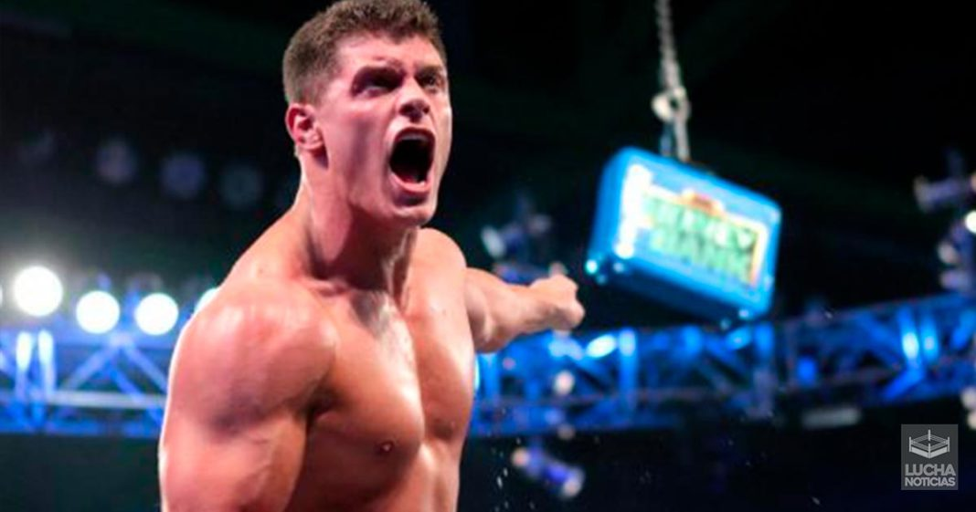 Cody Rhodes iba a ganar el Money In The Bank