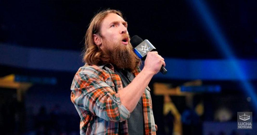 Daniel Bryan soliticó personalmente que le cambien de oponente en WrestleMania
