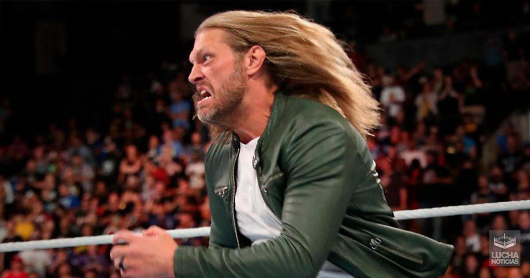 Edge firma nuevo contrato con WWE