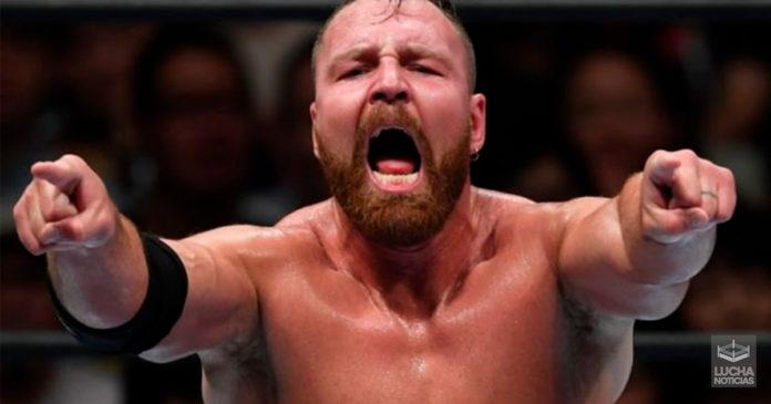 Jon Moxley estaba molesto por tener que abandonar la WWE