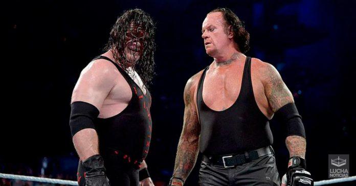 Kane quiere luchar de nuevo con Undertaker