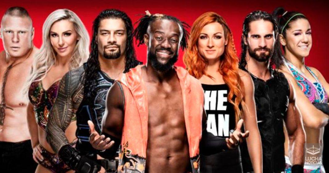 Los planes para el Royal Rumble fueron un accidente