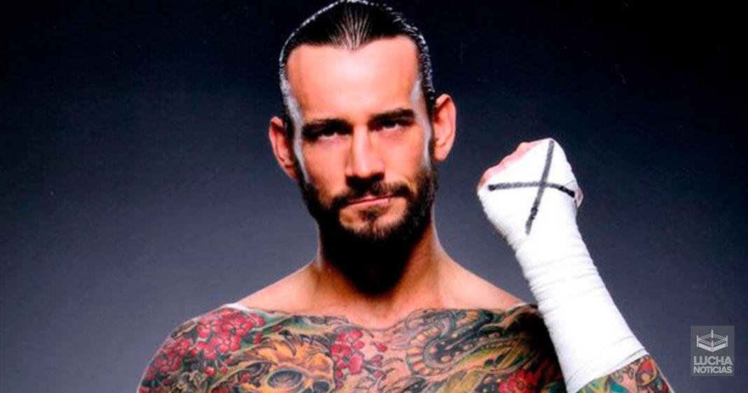 Posible rival para CM Punk en su regreso