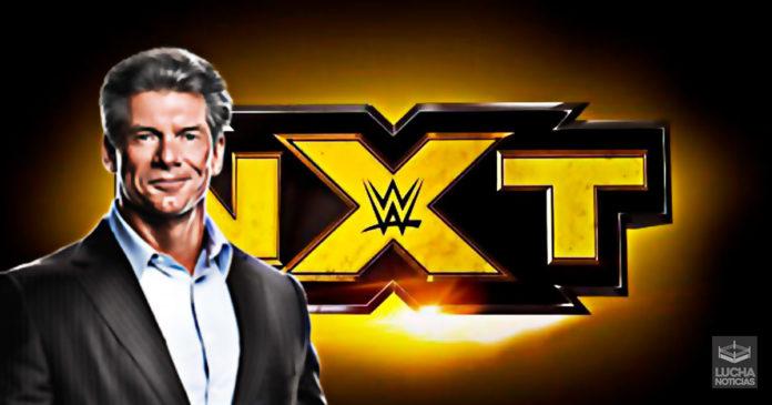 Vince McMahon y sus grandes planes para NXT