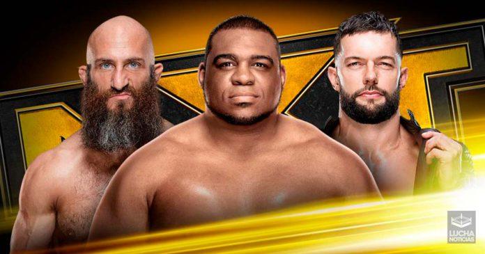 WWE NXT en vivo resultados 11 de diciembre