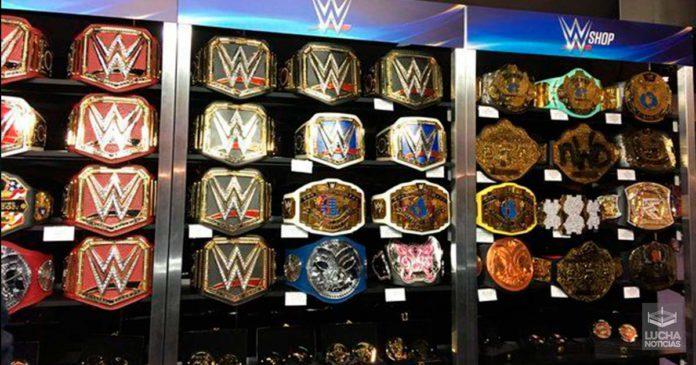 WWE Noticias el campeonato del reino unido es robado