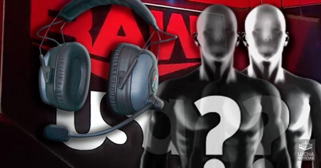 WWE Noticias cambios en la mesa de comentarios de RAW