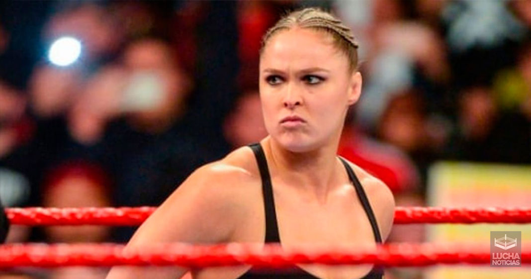 WWE Noticias planes para el regreso de Ronda Rousey confirmados
