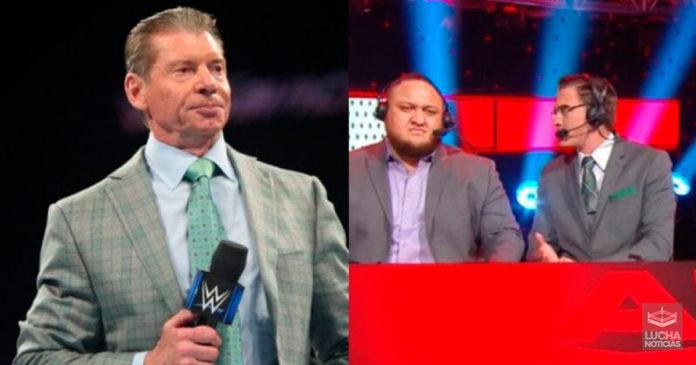 WWE Noticias planes para el regreso de Samoa Joe