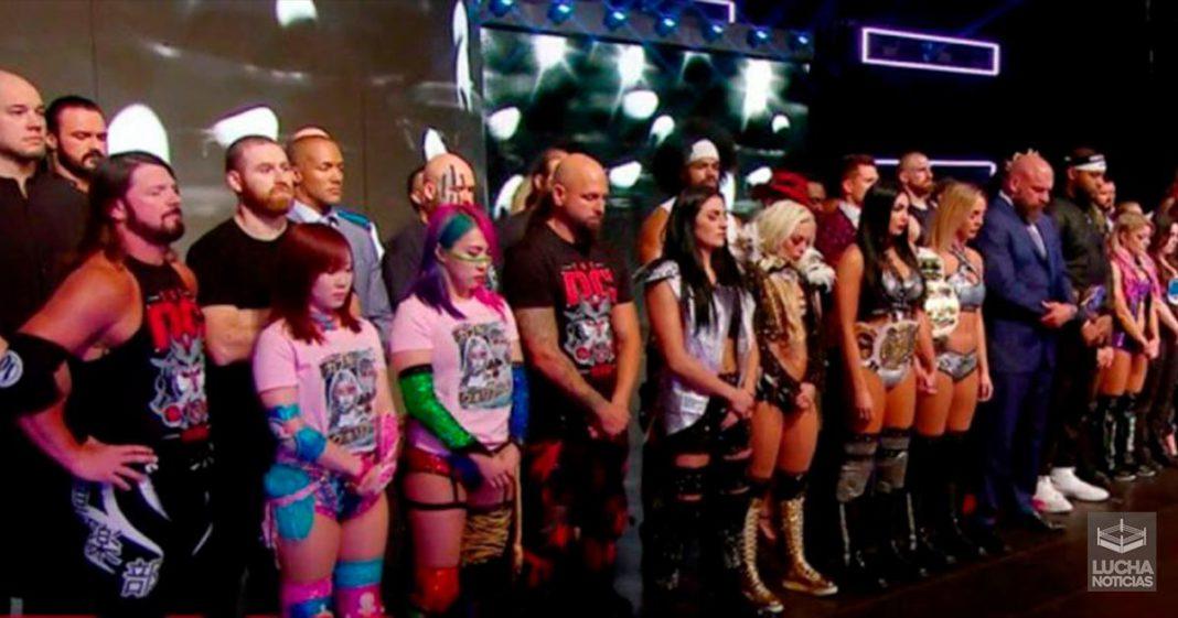 WWE Noticias se acercan más despidos en la empresa