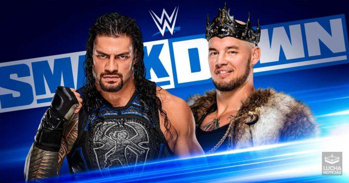 WWE SmackDown en vivo resultados 06 de diciembre