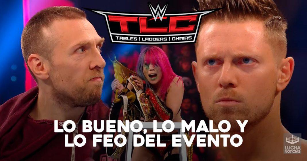 WWE TLC 2019 Lo Bueno Lo Malo y Lo Feo del evento