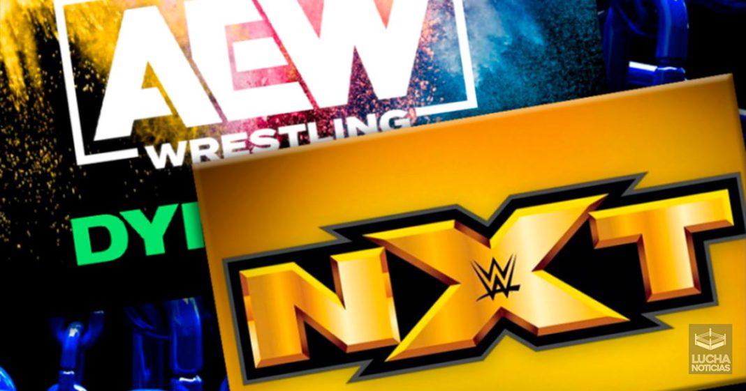 WWE cancela gran cambio en NXT luego de que vencieron a AEW Dynamite