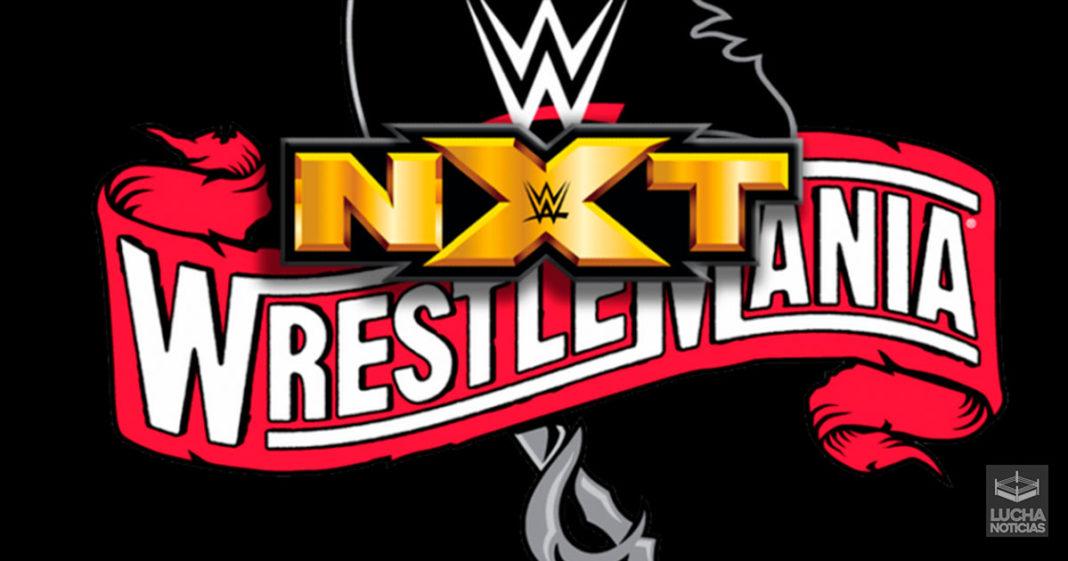WWE llevará a NXT en WrestleMania en su cartel principal