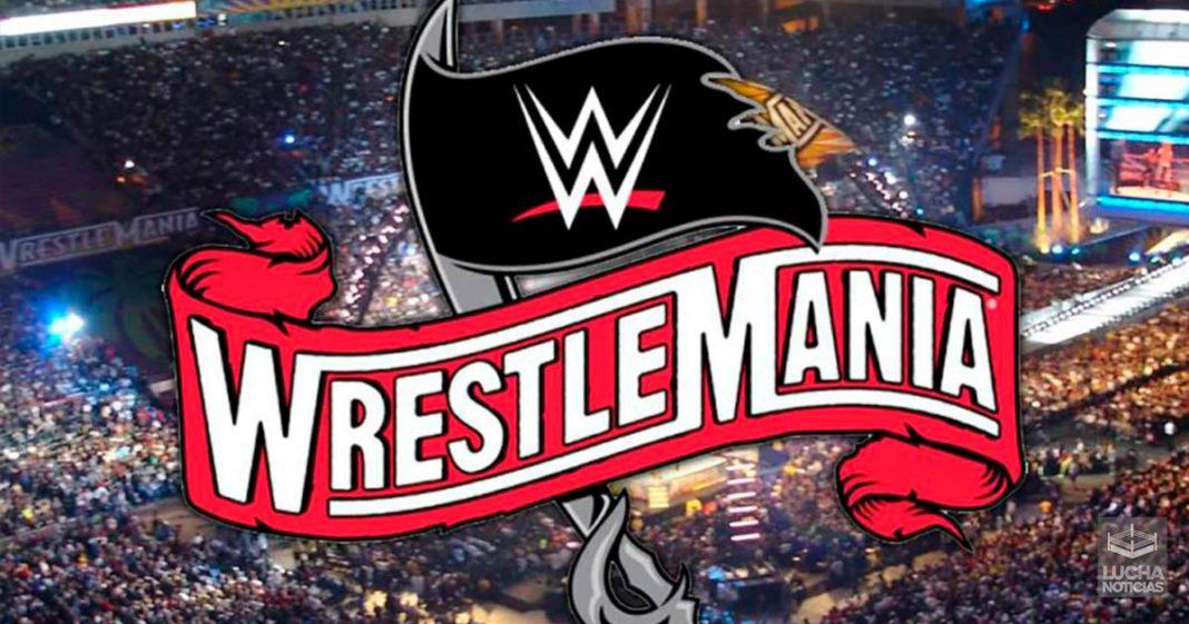 WrestleMania 36 y su evento estelar revelado