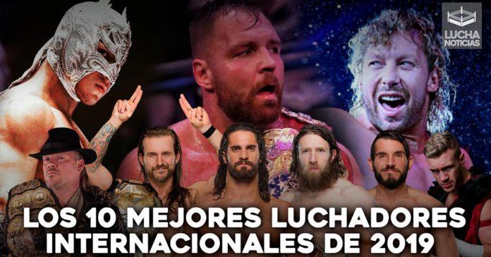10 mejores luchadores del mundo en 2019