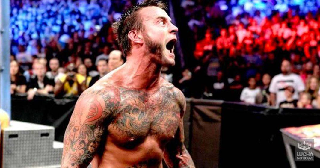 CM Punk entra como el numero 30 en el royal rumble