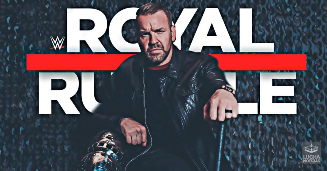 Christian podría ser una de las sorpresa del Royal Rumble