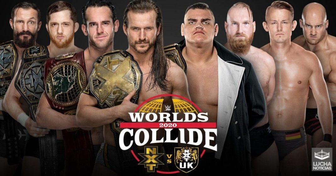 Como ver WWE World Collides en vivo 2020