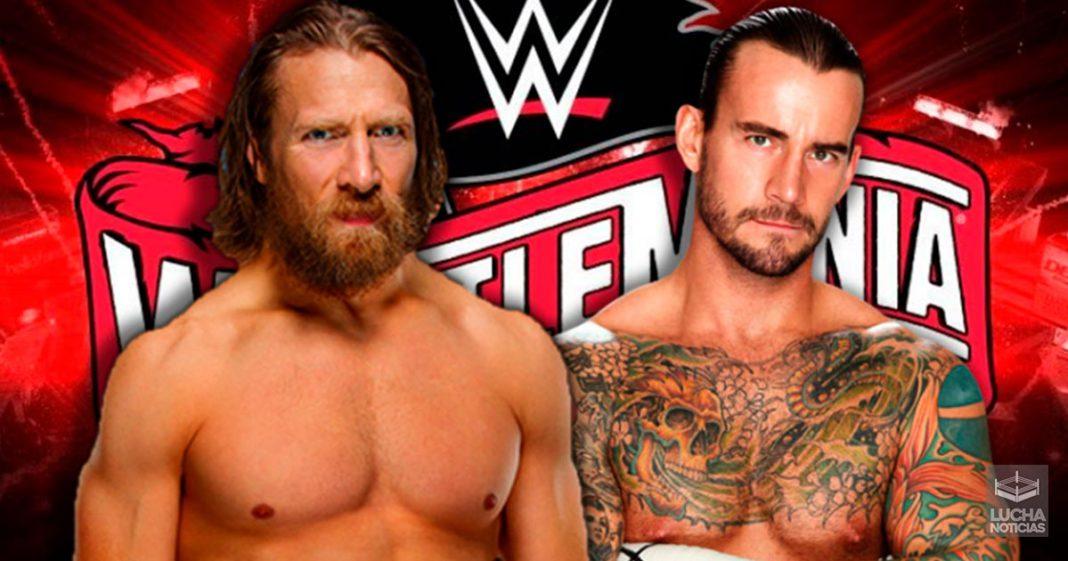 Daniel Bryan quiere luchar contra CM Punk en WrestleMania