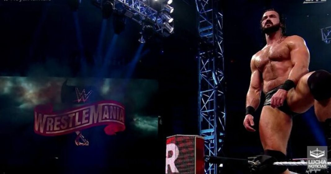 Drew McIntyre gana el Royal Rumble 2020