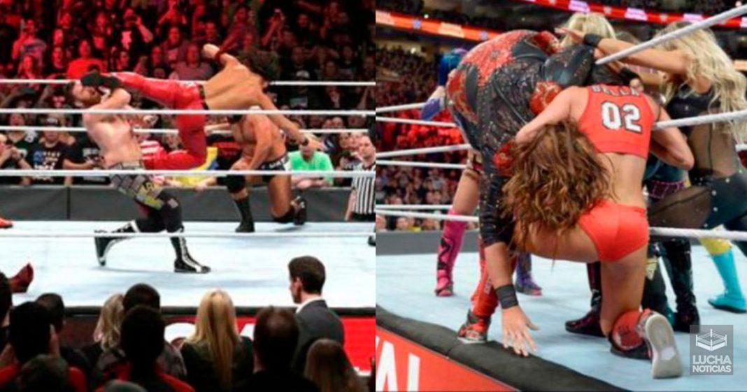 Ganadores del Royal Rumble femenil y de hombres revelados