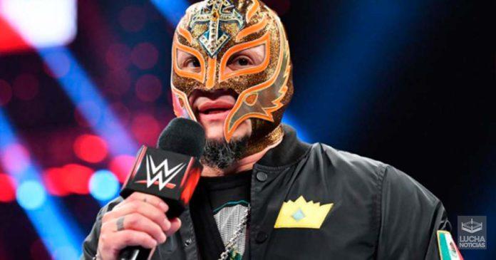 WWE Noticias Planes para Rey Mysterio revelados