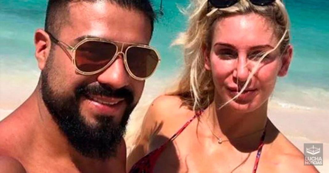 WWE Noticias desafortunadas noticias para Andrade y Charlotte