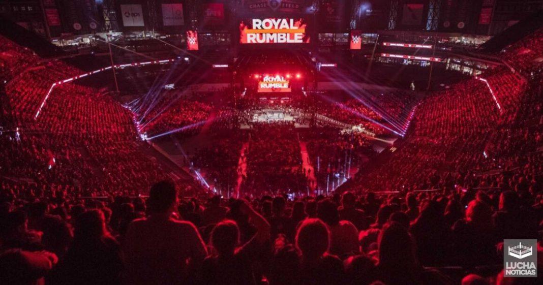 WWE Noticias posible entrada sorpresa para el Royal Rumble