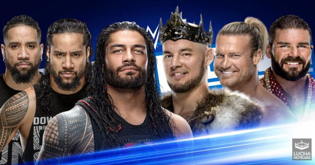 WWE SmackDown en vivo resultados 31 de enero