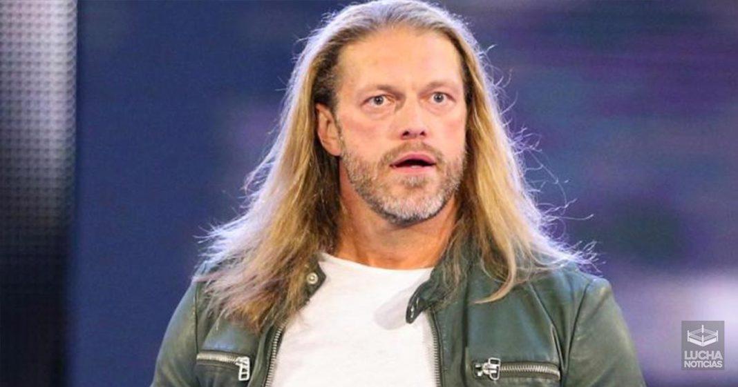 WWE le ofrece gran contrato a Edge