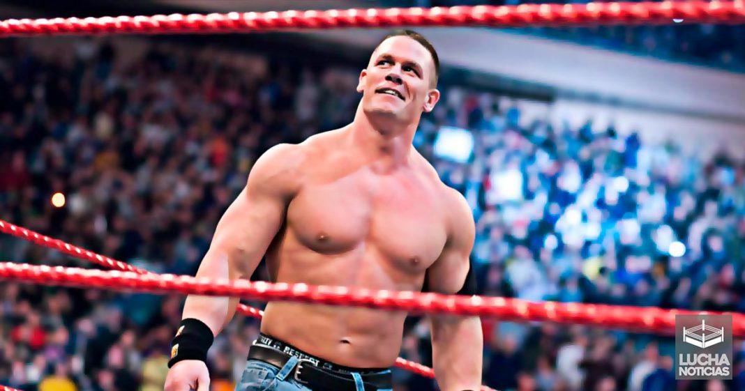 5 luchadores que John Cena no debe enfrentar en WrestleMania