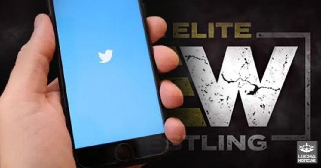 AEW se vuelve trending topic en twitter
