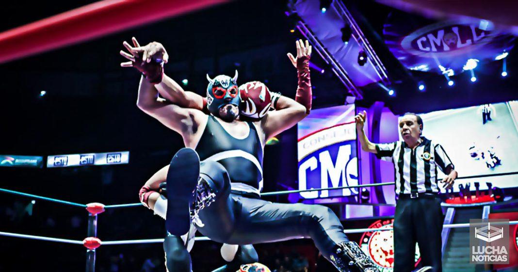 CMLL Viernes Espectacular resultados y video completo 14 de febrero