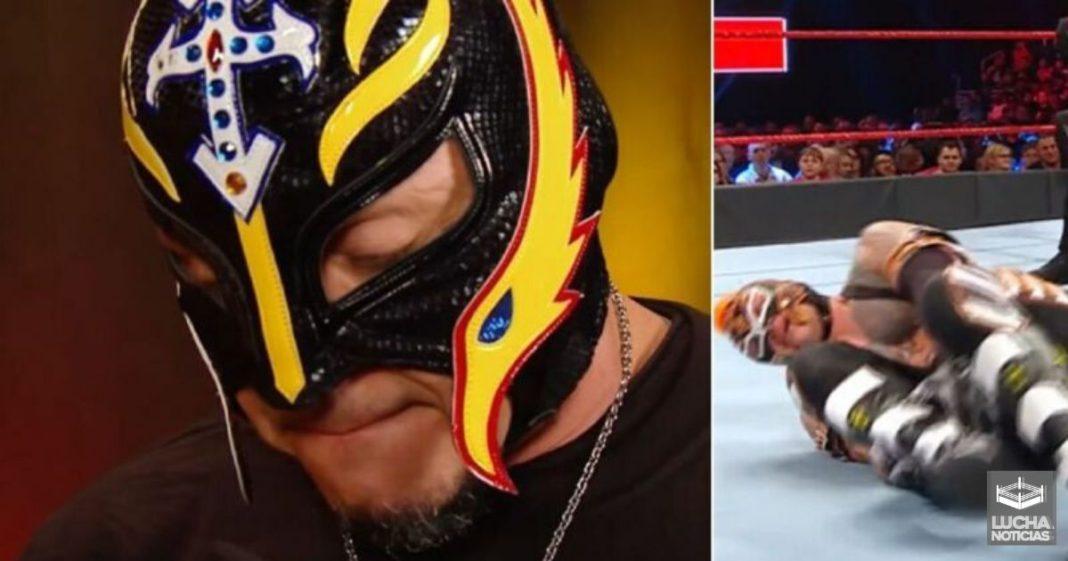 Decepcionantes noticias, sobre el futuro de Rey Mysterio en WWE