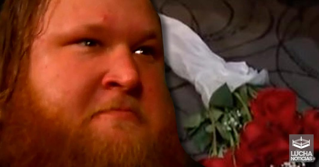 El triste mensaje que mando Otis al Universo de la WWE