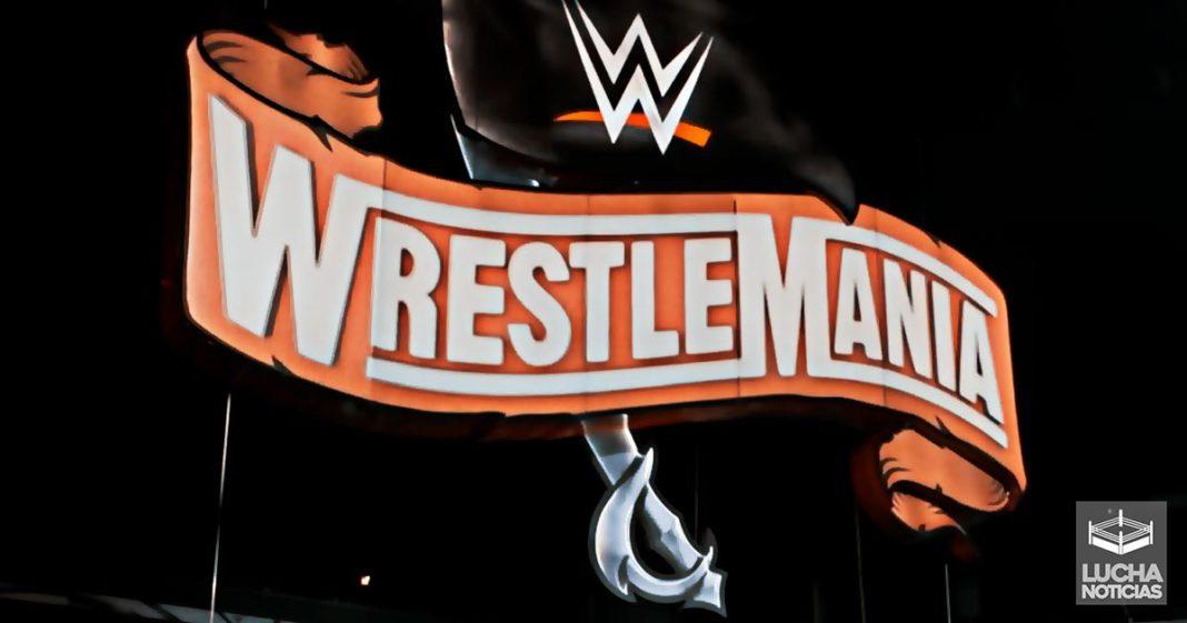 Posible cartel de WrestleMania 36 hasta el momento
