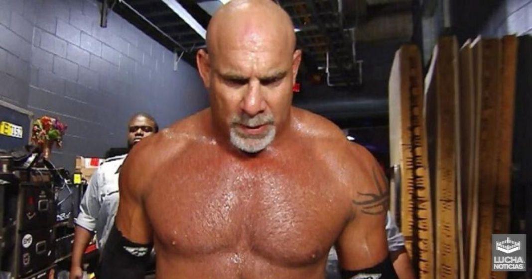 Posibles oponentes para Goldberg en Super ShowDown