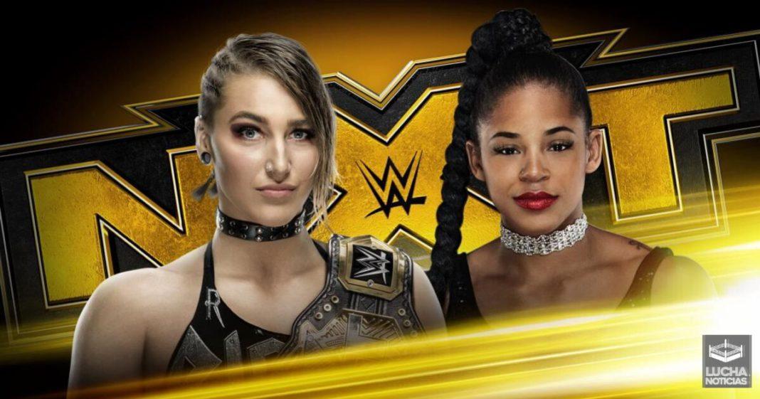 Previa WWE NXT en vivo 05 de febrero