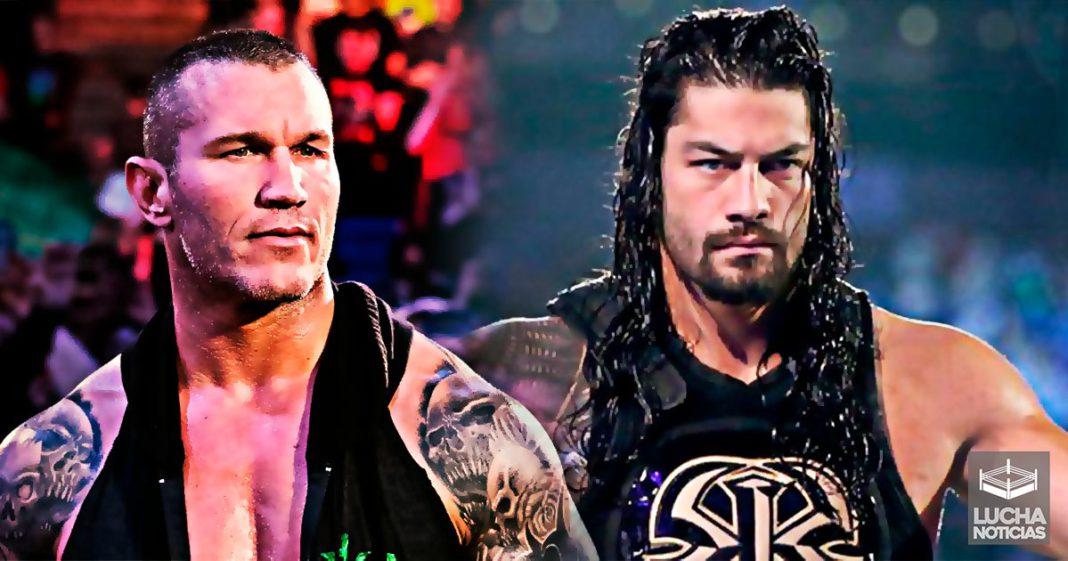 Randy Orton y Roman Reigns son los favortiso en el backstage de WWE