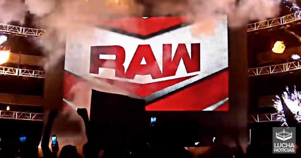 Spoiler para el show de WEE RAW de esta noche