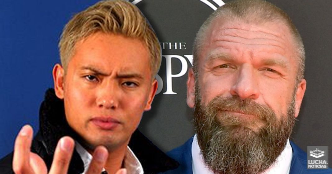 Triple H quiere firmar a toda costa a Kazuchika Okada