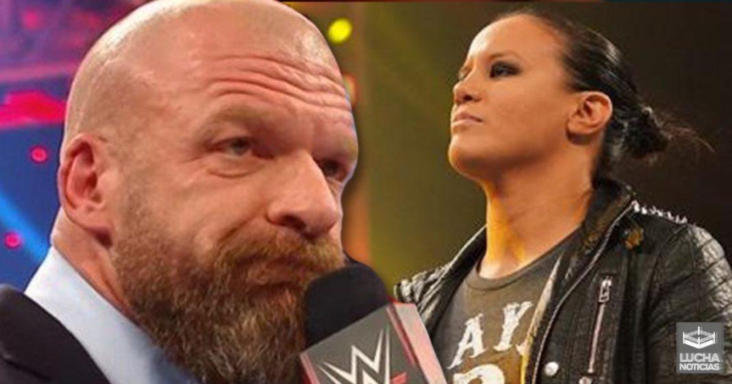 Triple H quiere un trato para sacar a Shayna Baszler de NXT