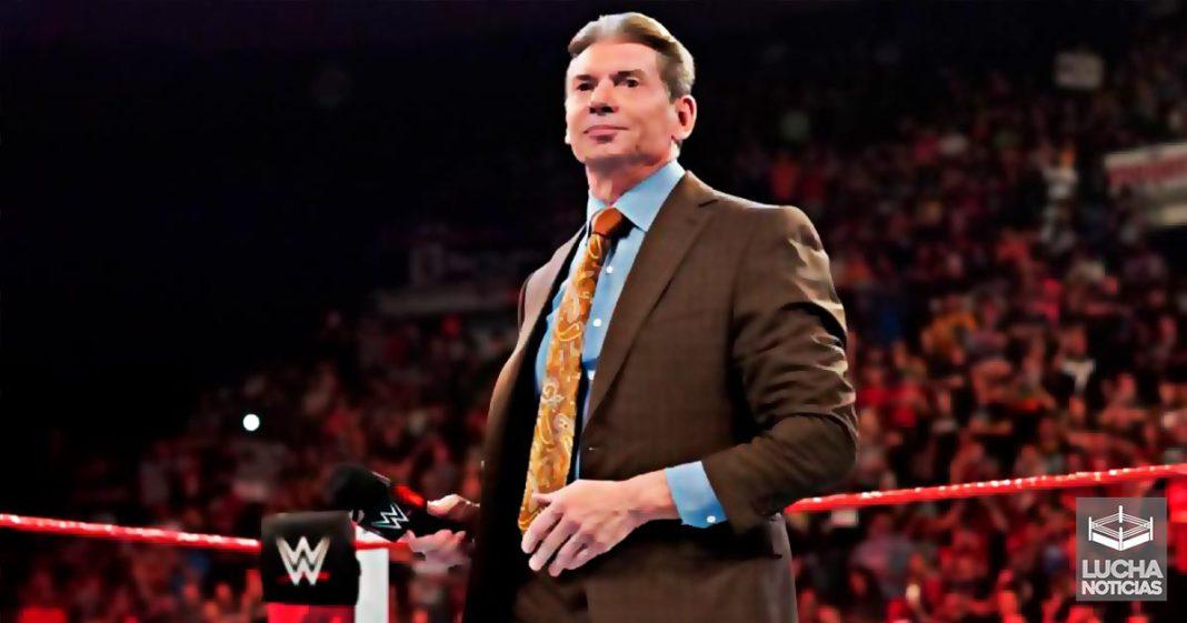 Vince McMahon asi maneja al equipo creativo