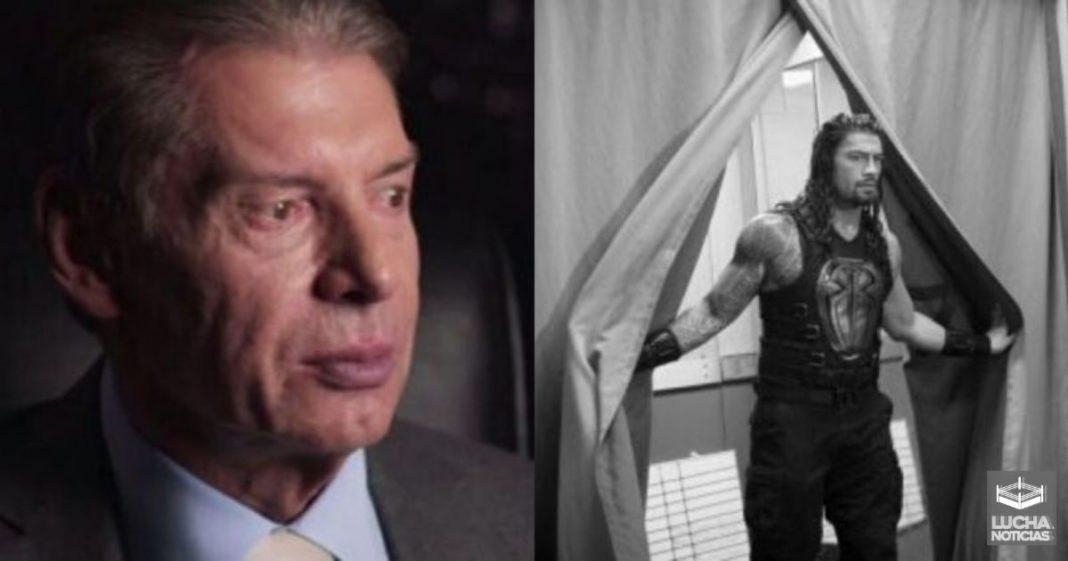 Vince McMahon se aleja de los programas televisados