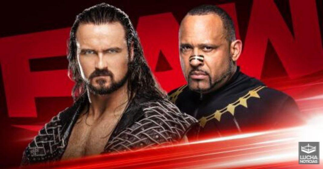 WWE RAW en vivo resultados 10 de febrero
