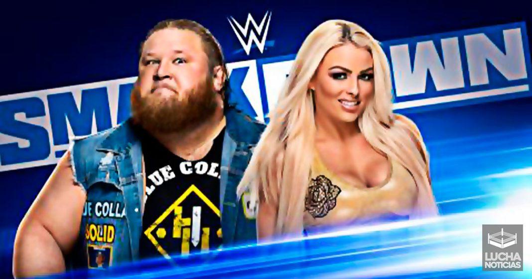WWE SmackDown en vivo resultados 14 de febrero